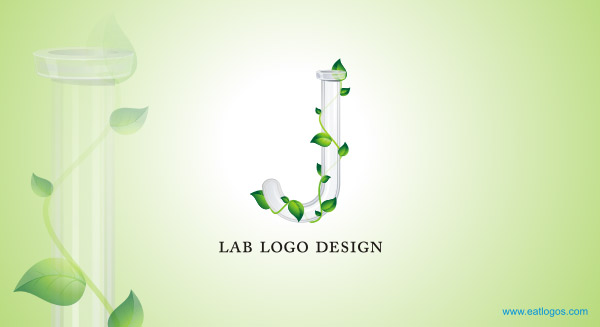 3d abstract logo design