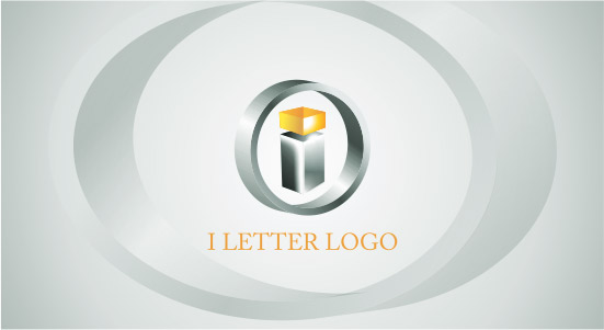I 3D LOGO INSPIRATION DESIGN