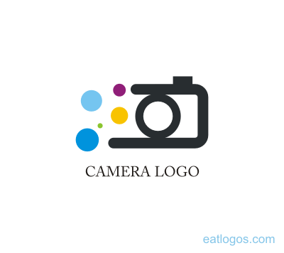 ai camera logo design download vector logos free