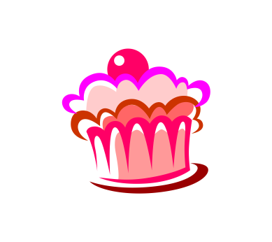 Vector Cake Food Logo Download Logos Free