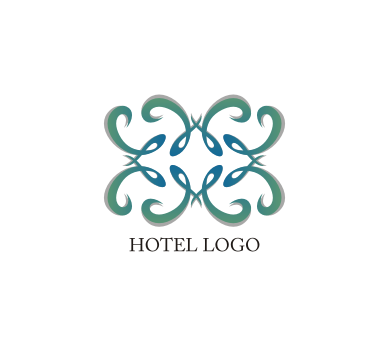 Vector hotel logo design download vector logos free for Hotel logo design