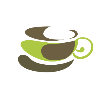 Vector food modern coffee cup logo download | All free ...