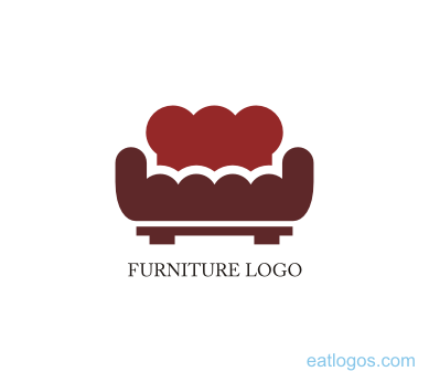 Vector Furniture Logo Design Download | Vector Logos Free Download | List  Of Premium Logos Free Download | Common Logos Free Download   Eat Logos
