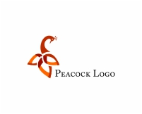 vector_orange_peacock_logo