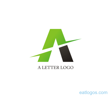 A Letter Logo Design Latest Download Alphabet Logos Vector Logos
