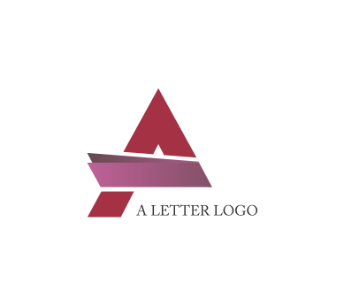 A letter logo design download | Vector Logos Free Download ...