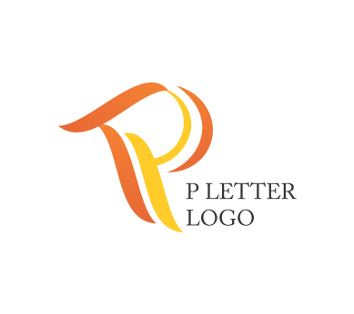 P Alphabet Design FREE P ALPHABET LOGO PSD DESIGN DOWNLOAD