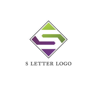 psd alphabet s letter logo inspiration idea download