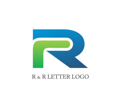 R r alphabet logo psd design download | Vector Logos Free ...
