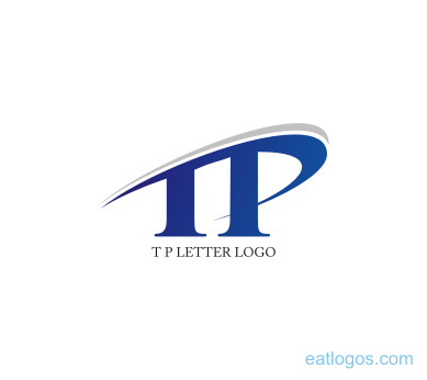 t p letter logo idea download vector logos free download