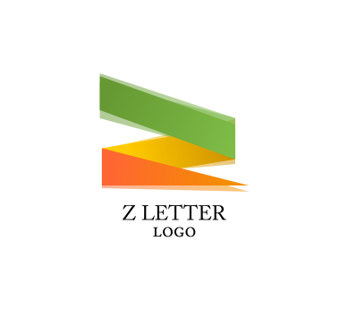 Z 3d Logo Design letter alphabets inspiration vector logo design download | Vector ...