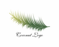 vector_art_logo_coconut_leaf