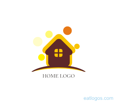 Bubbles house logo design download | Vector Logos Free Download ...