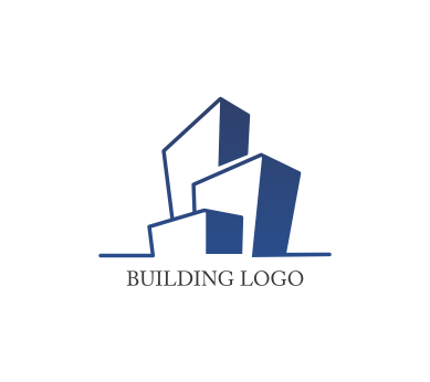 Building vector logo design download | Vector Logos Free ...