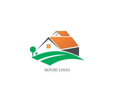 house vector logo design download vector logos free