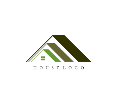 Three building construction vector logo inspiration download