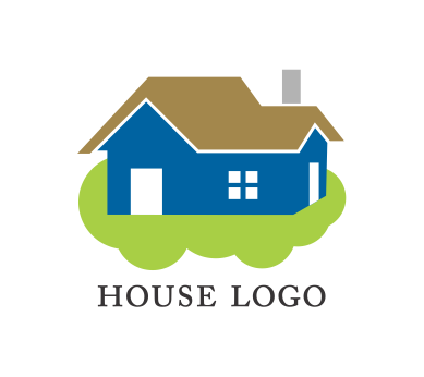Vector building house logo inspiration download vector for Png home designs