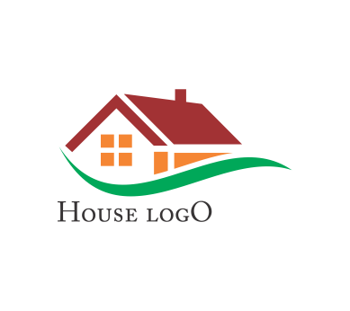 vector house building logo inspiration download vector