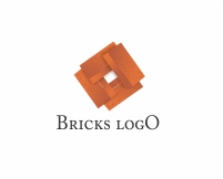 Vector Bricks Logo