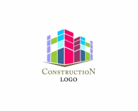 vector_colourful_building_constructions_logo