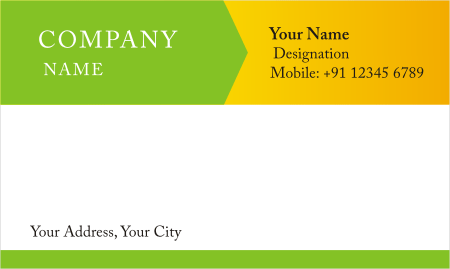 Arrow visiting card models download vector business card download download file type colourmoves
