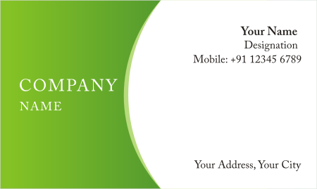 Best Visiting Card Model Download