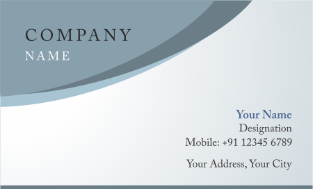 Vector Visiting Card Idea Download Vector Business Card Download