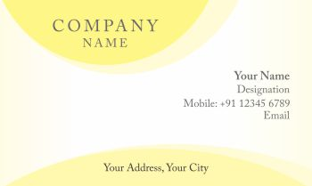 Visiting Card Templet