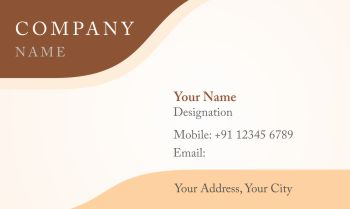Creative visiting card designs