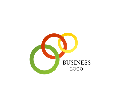 Business ring inspiration vector logo design download Business logo design company