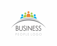 Business people logos