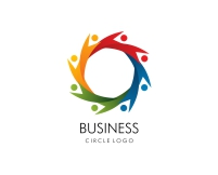 Abstract business logos