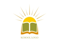 vector_sun_book_logo