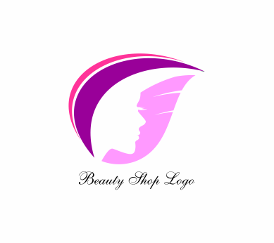 Fashion Medical Face Leaf Vector Logo Download Vector Logos Free Download List Of Premium Logos Free Download Fashion Logos Free Download Eat Logos