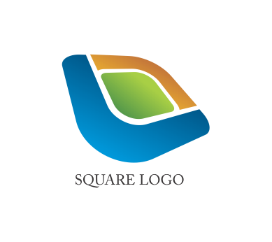 vector colour square logo inspirations download vector
