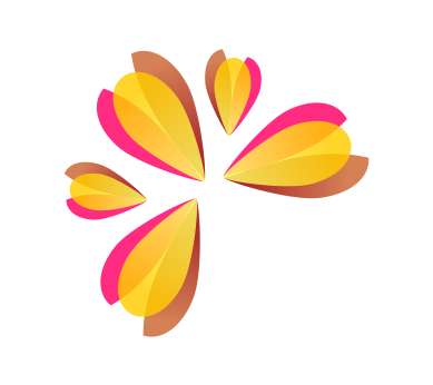 Vector fashion flower logo download | Fashion logos Vector ...