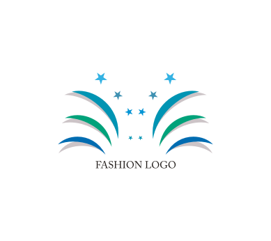 Vector Fashion Star Logo Design Download Fashion Logos Vector Logos Free Download List Of Premium Logos Free Download Vector Logos Free Download Eat Logos