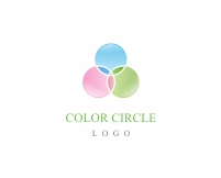 Vector Three Circle Logos