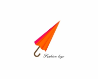 vector_orange_umbrella_logo