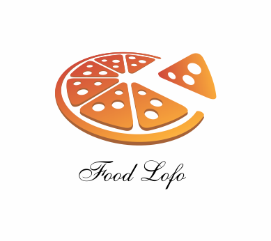 Pizza food vector logo download | Vector Logos Free ...