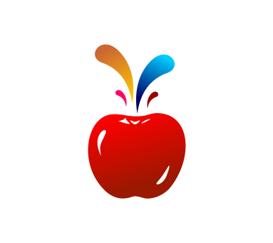 apple logo vector. vector colour apple logo download | logos free list of premium food and drink - eat r