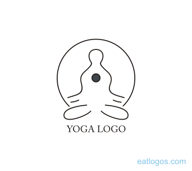 Yoga Logo Design Download Vector Logos Free Download List Of Premium Logos Free Download Food And Drink Logos Free Download Eat Logos