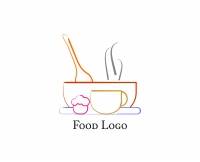 vector_food_hotel_logo