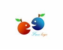 vector_fruit_face_logo