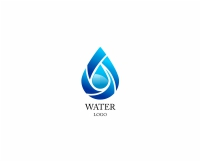 vector_water_drop_logo