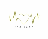 vector_ecg_heart_logo