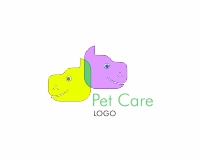 vector_pet_dog_hospital_logo
