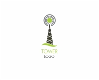 Technology oriented logo design